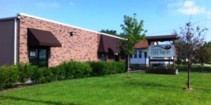 Hunger Relief at Marie Wilkinson Food Pantry & Community Garden Park, Aurora IL