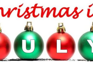 """""""Christmas In July"""" Sponsor Shout-Out!"""