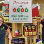 In the News! Christmas in July Food Drive @ Prisco's Family Market