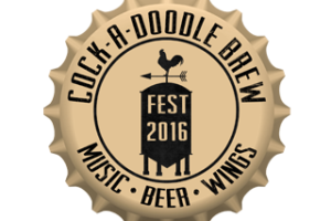 Call for 100 Volunteers! Cock-a-Doodle Brew Fest