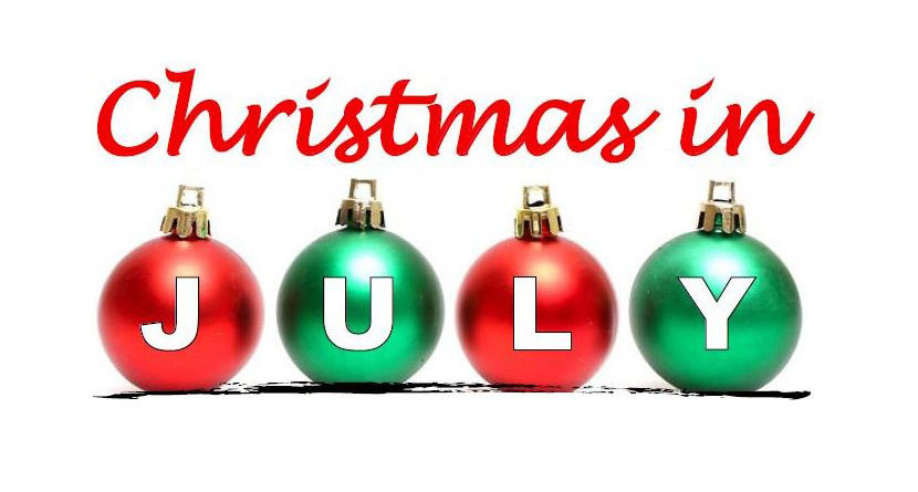 Christmas in July Food Drive for Aurora, IL