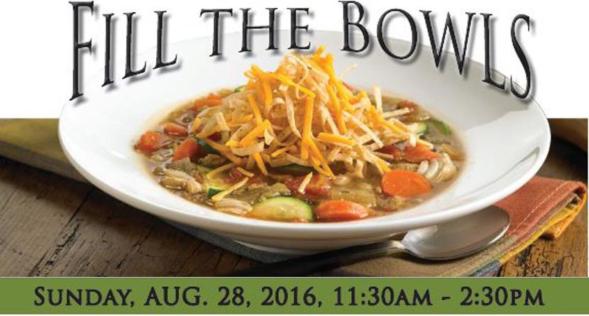 Fill the Bowls! Taste of Fox Valley – August 28th