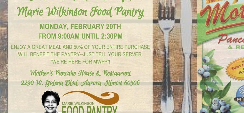 Eat Out to Help End Hunger!