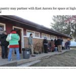 In the News, Exciting Plans for our East-side Pantry