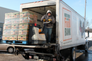 Matching Pallet–Help Feed Hungry Children This Summer