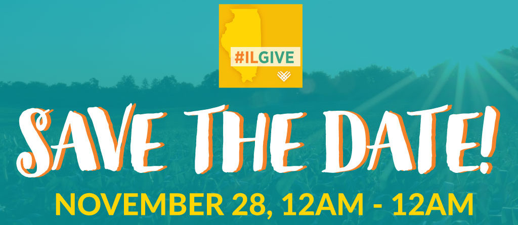 Giving Tuesday Nov. 28, Save the Date!