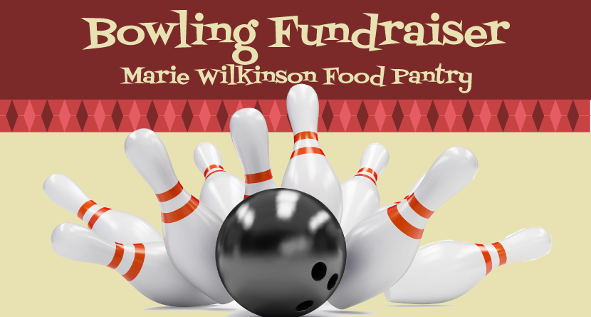 Bowling Fundraiser! Friday April 12
