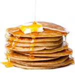 Pancakes with the Easter Bunny, Saturday April 11th