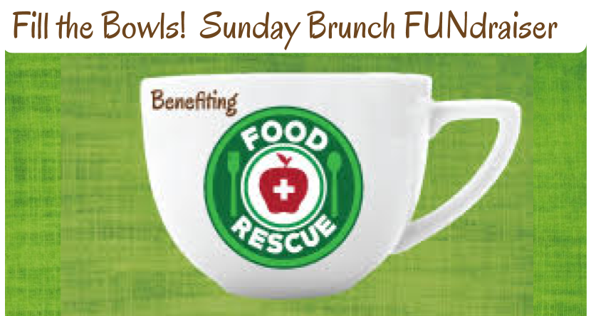 'Fill the Bowls' Fundraiser for Food Rescue!