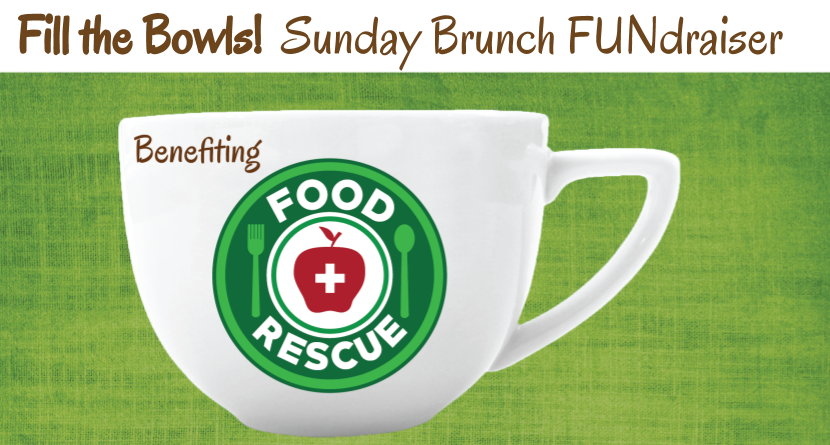 'Fill the Bowls' Sunday Brunch FUNdraiser
