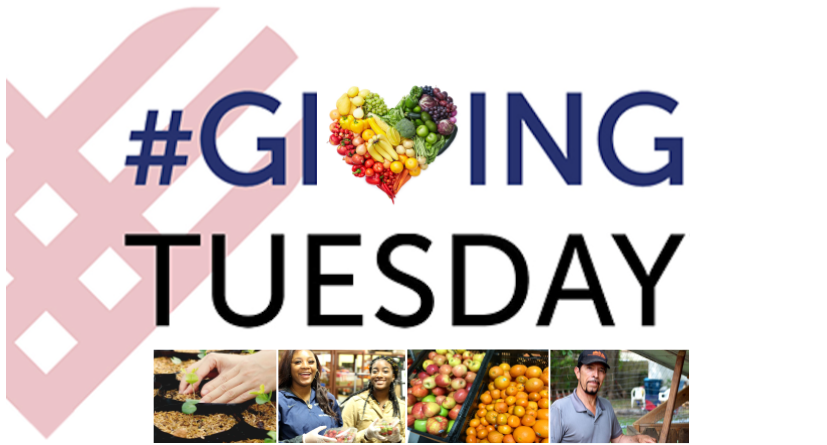 Giving Tuesday Dec. 3