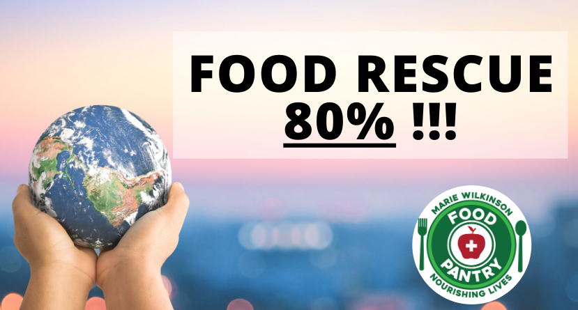Food Rescue is People Rescue